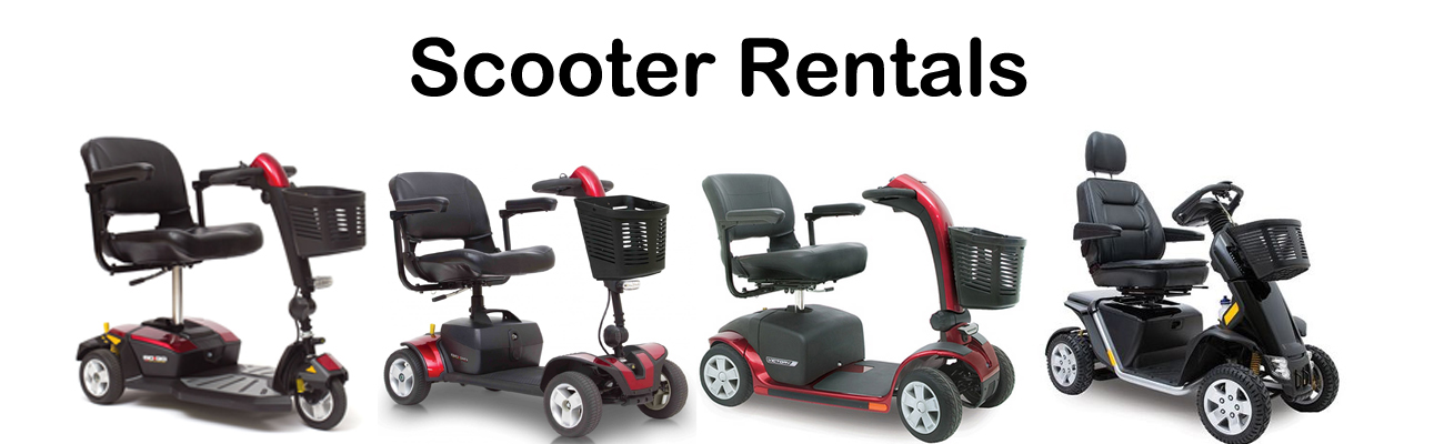 Mobility Scooter Rentals In Broward Palm Beach Amp Miami